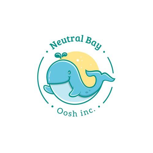 Cute logo for primary school aged children