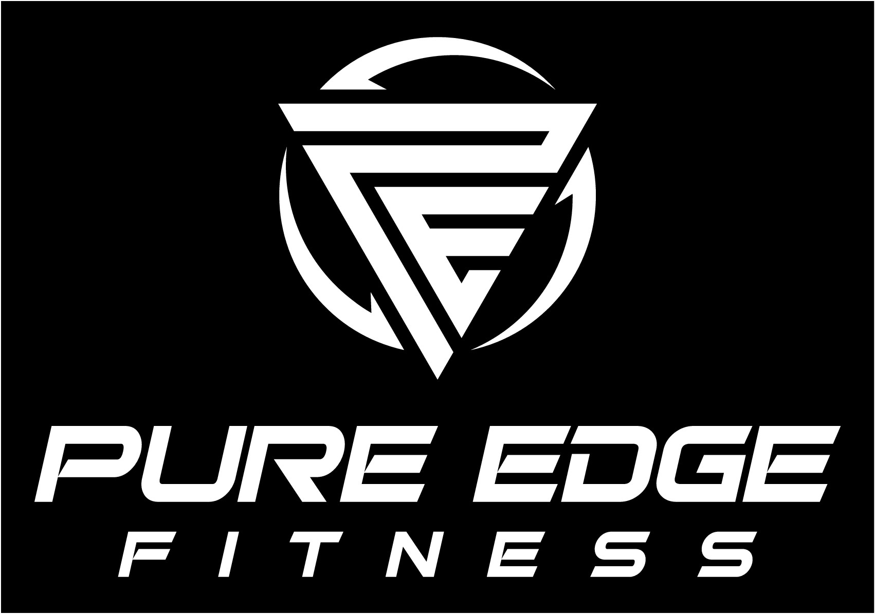 FITNESS LOGO - EXAMPLE PROVIDED BUT OPEN TO CREATIVE IDEAS :)