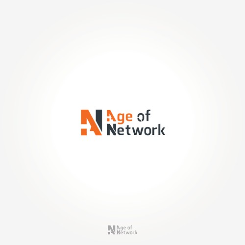Logo age of Network