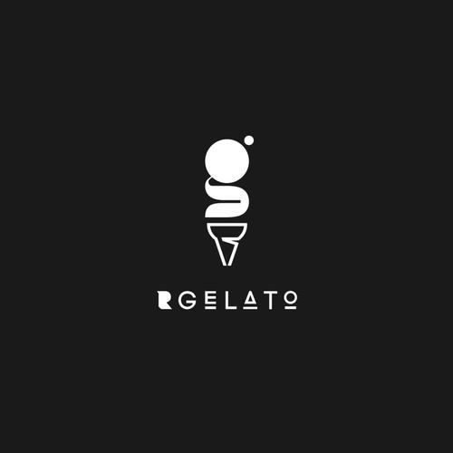 Logo for Gealto chef R Gelato