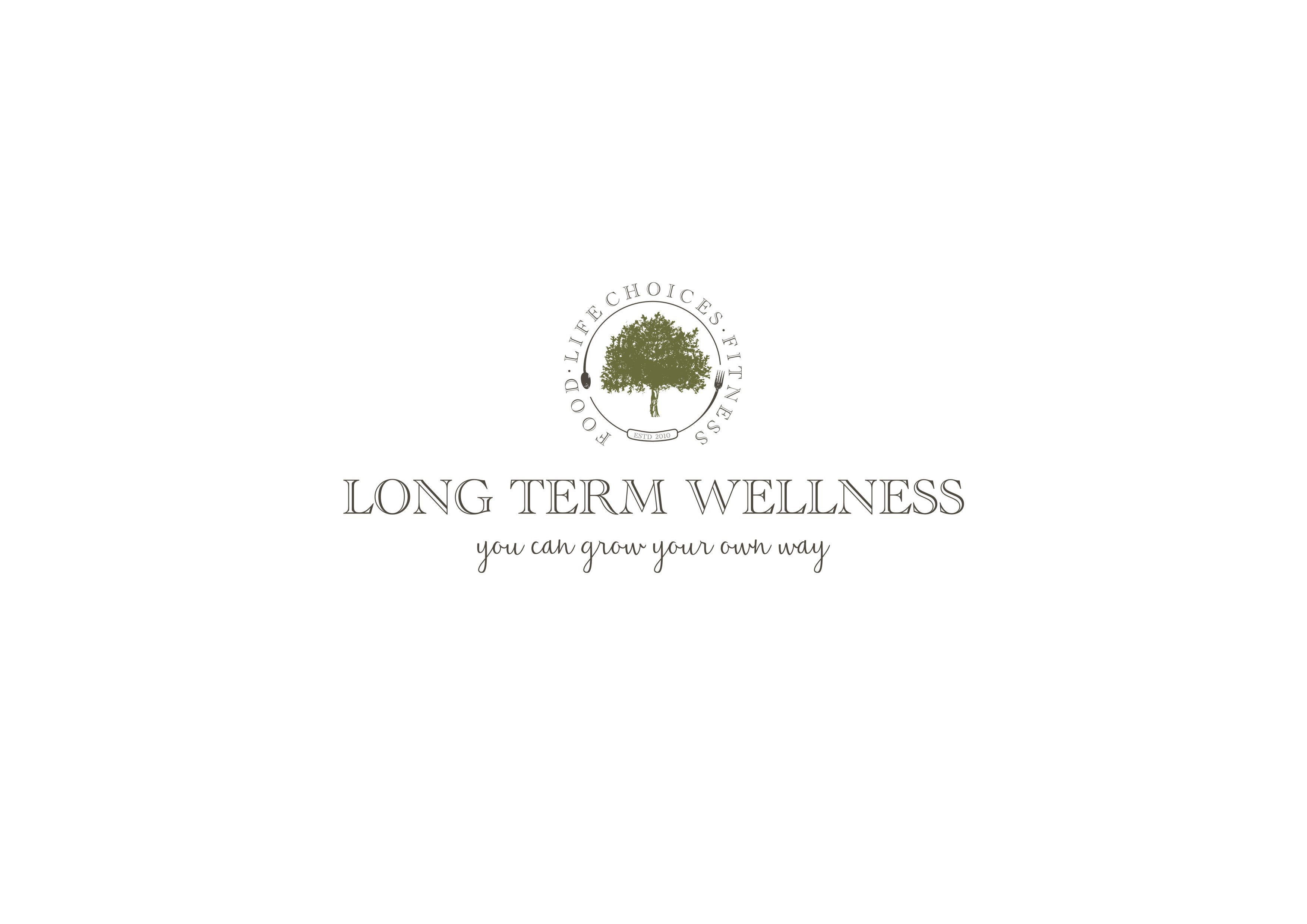 More than FOOD - Create a simple but classic brand logo for a holistic nutrition/wellness consultant