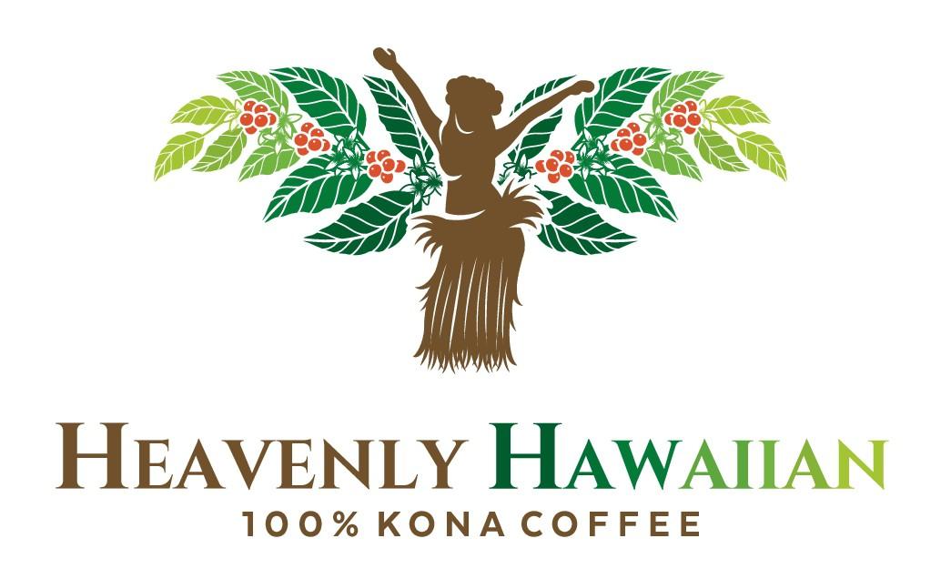 Updated logo for Hawaii's Top Coffee Farm