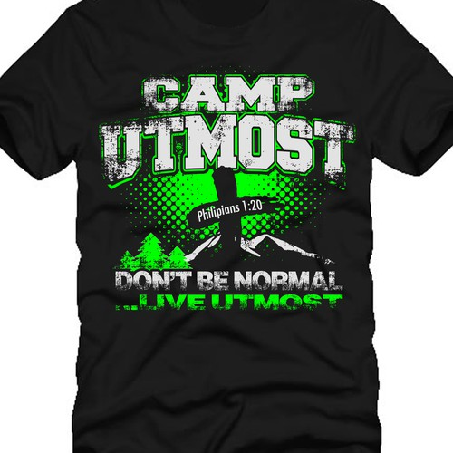 Camp Utmost T-Shirt