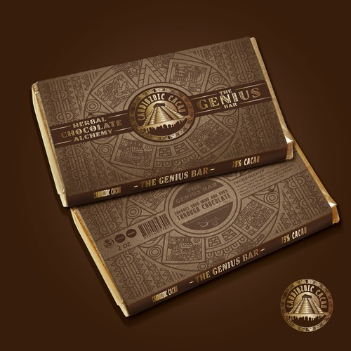 Cardiozoic Cacao needs a new product label