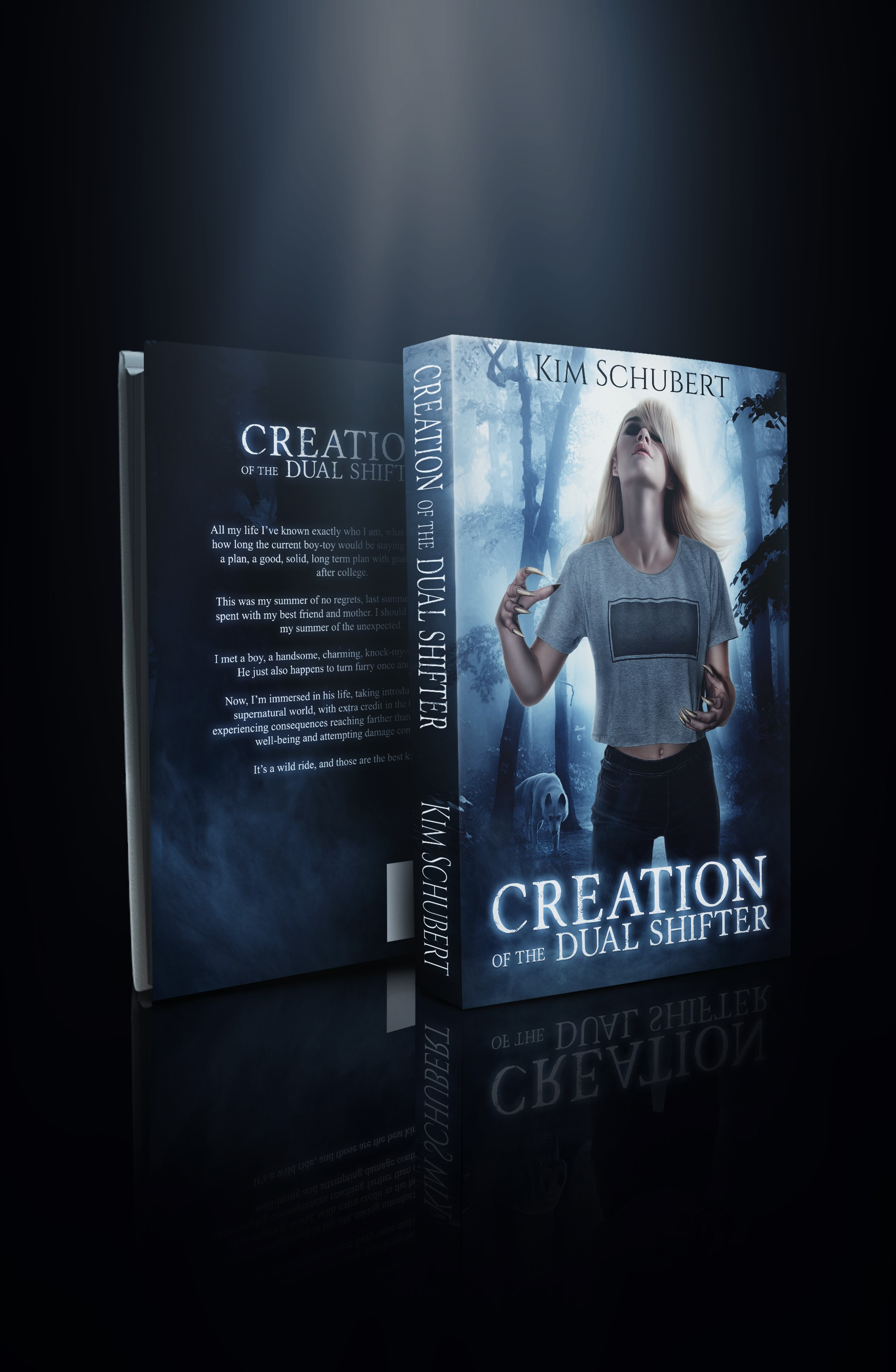 eBook cover and print cover