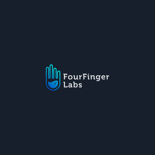 Fun and creative logo design for a computer company