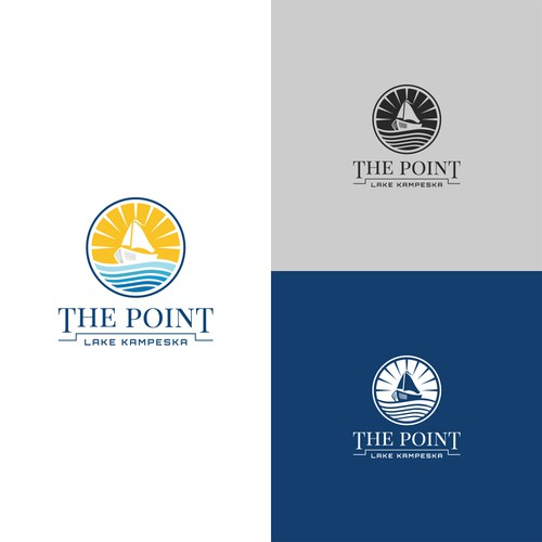 Logo for THE POINT
