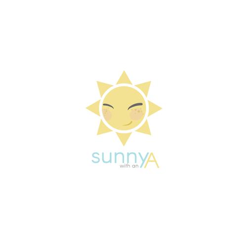 Adorable fun logo for baby pajama company!