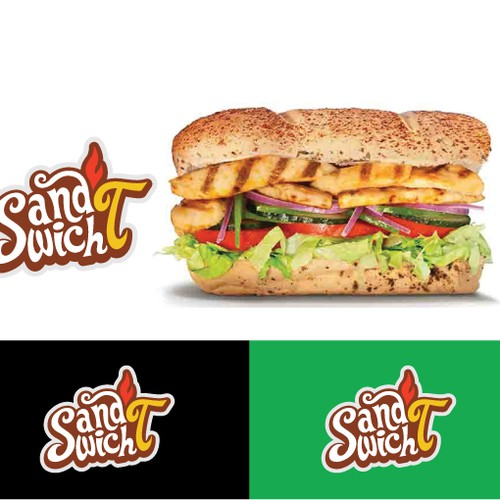 Create an exceptional sandwich shop logo