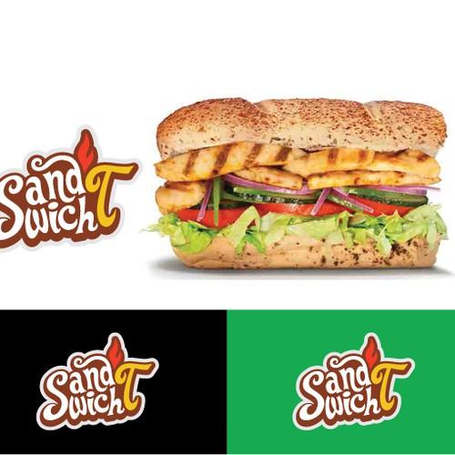 Create an exceptional sandwich shop logo
