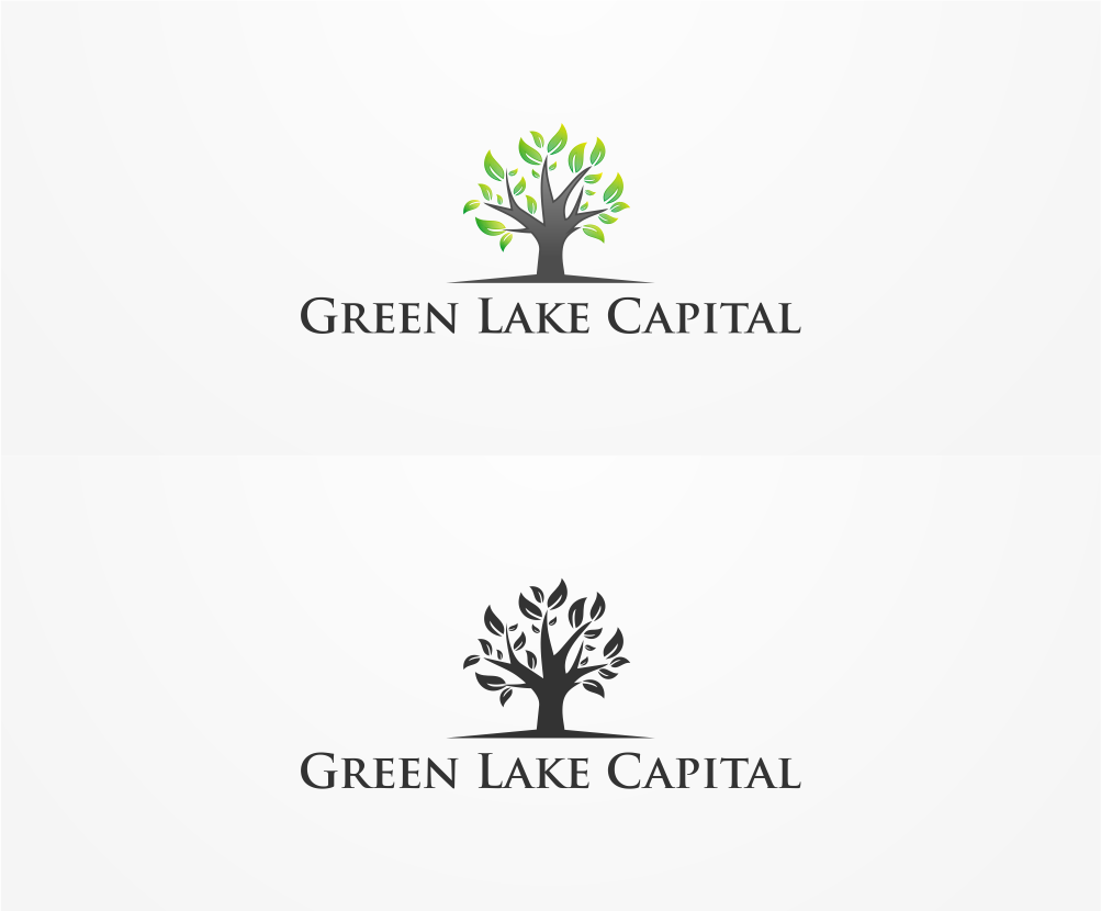 Logo for Green Lake Capital (investment fund for solar power projects)