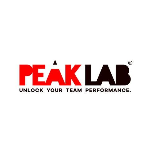 """Logo proposal for """"Peak Lab"""""""