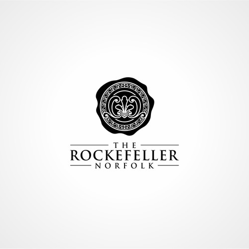 Create a logo for The Rockefeller