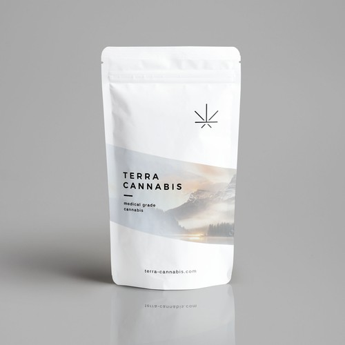 cannabis pouch  design