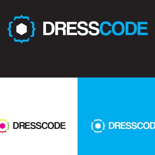 Dress Code Logo Concept