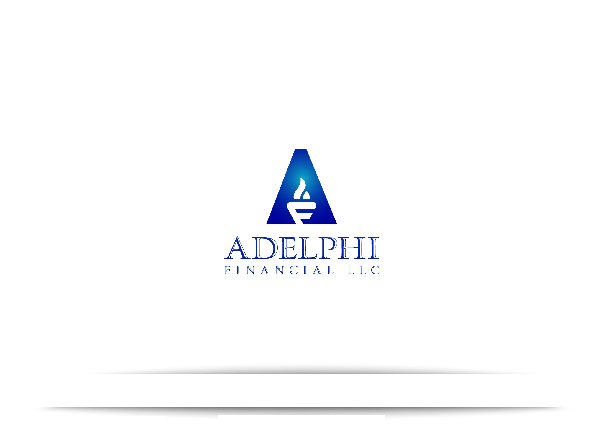 Help us reach the next level in financial services with a creative new logo!!