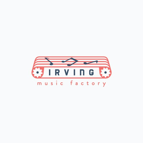 New logo wanted for Irving Music Factory