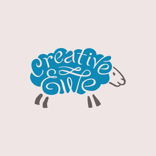 Logo for Creative Ewe