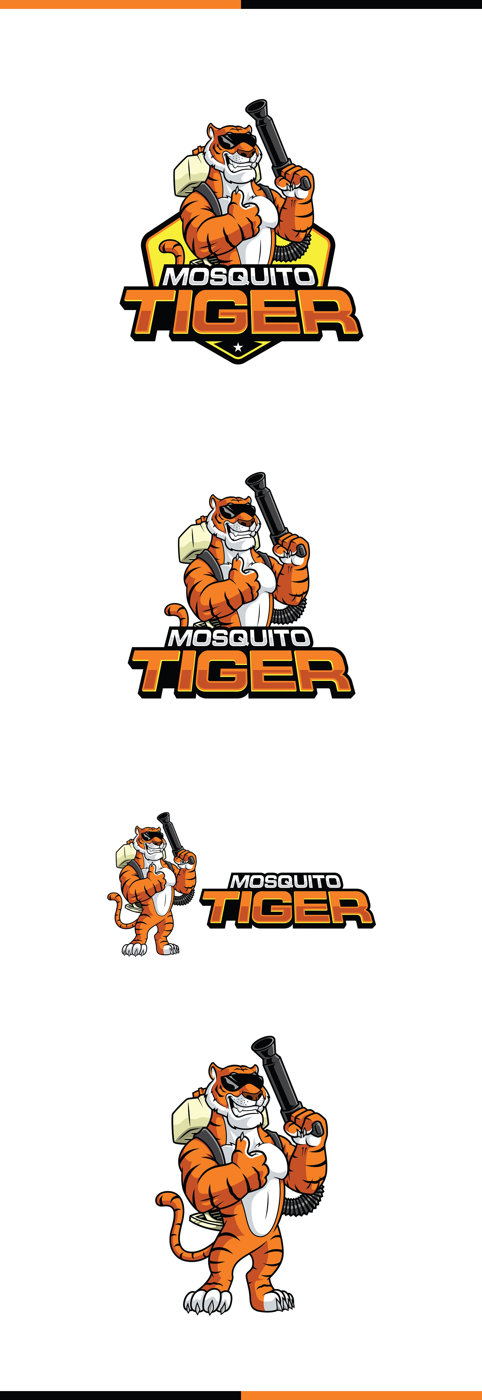 Mosquito Tiger pest control. Located in Tampa. Have fun with it