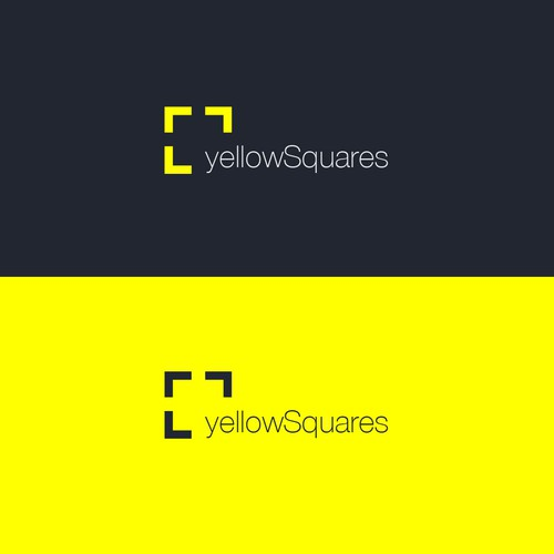 Logo for yellow squares
