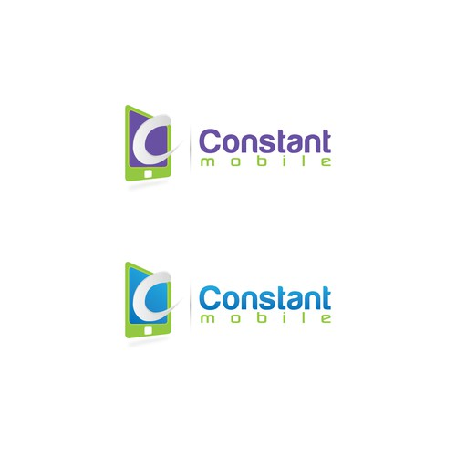 Create the next logo for Constant Mobile