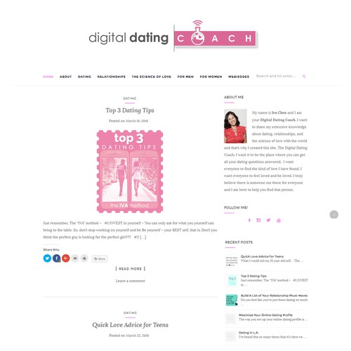 Blog/Forum