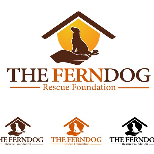 Logo for animal care