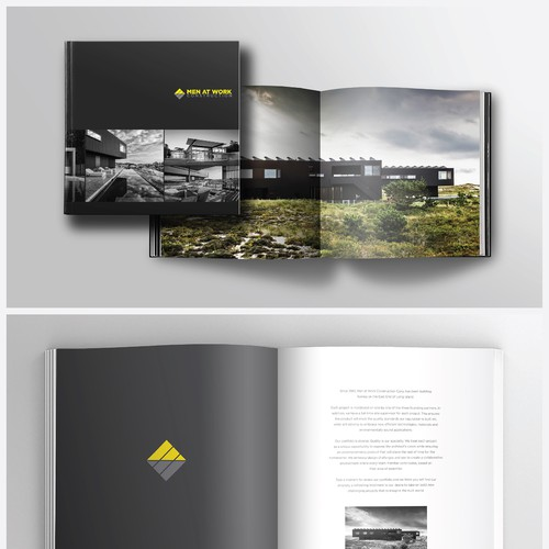 Portfolio Coffee table book