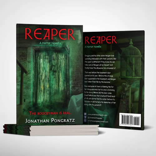 Cover for the Reaper: A Horror Novella