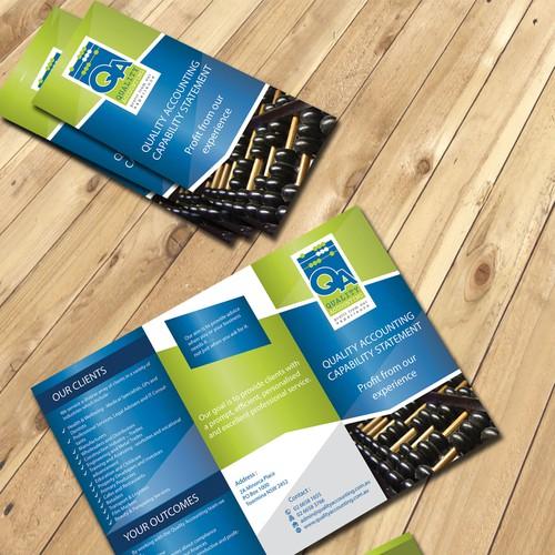 Captivating Corporate Brochure