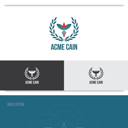 LOGO NEEDED FOR CLOTHING LINE CALLED ACME CAIN!!
