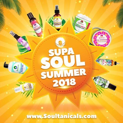 Supa Soul Soultanicals