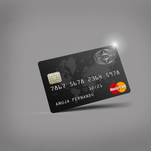 Credit Card Logo Design