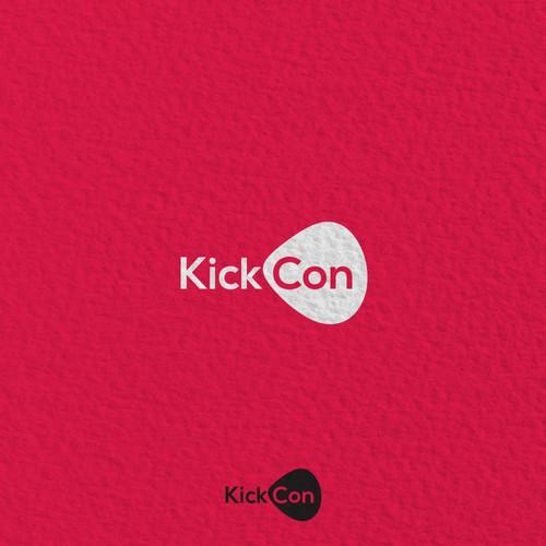 Logo concept for economy company
