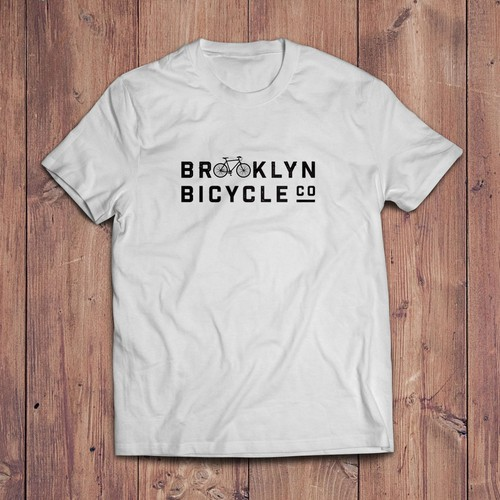 T-shirt design for Brooklyn Bike & Co.