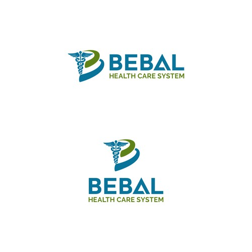 Logo Concept for Bebal Health Care System