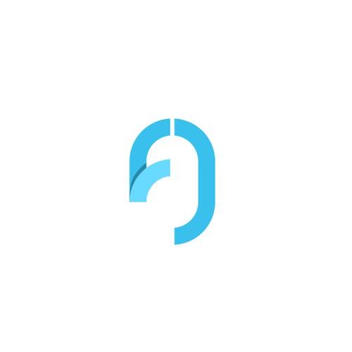 Bold, unique, modern, minimalist and clean logo design for FLAWZERO company
