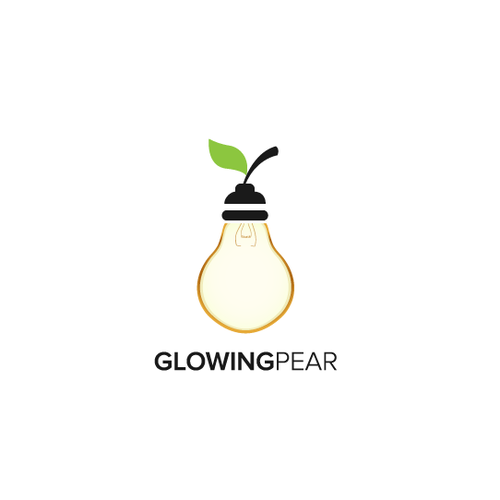 Glowing Pear