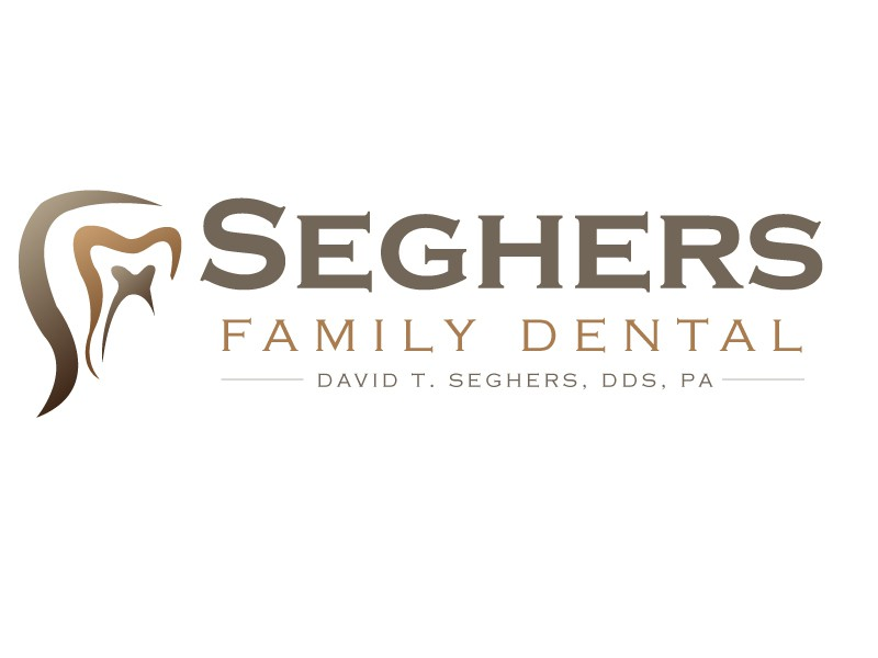 New logo wanted for Seghers Family Dental. It also needs to incorporate my name: David T. Seghers, DDS, PA