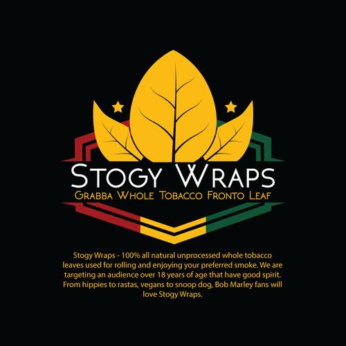 Stogy Wraps Logo