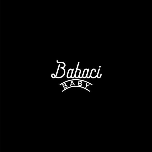 logo for babaci baby