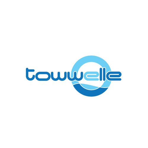 Logo for towel laundry