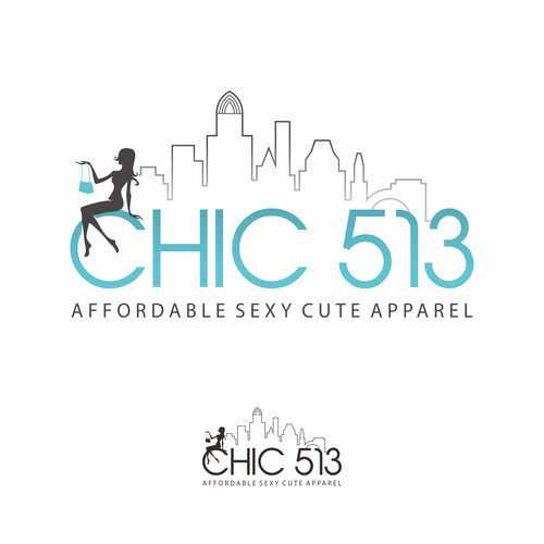 ****CHIC 513*****Urban Women SEXY clothing store needs a 5-STAR winning design!!!!!