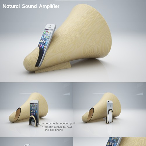 Natural sound amplifier