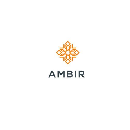 Design a business logo for a tech company
