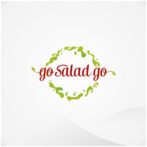 Logo Go Salad Go