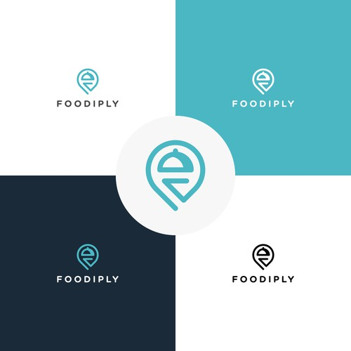 Logo for Foodiply