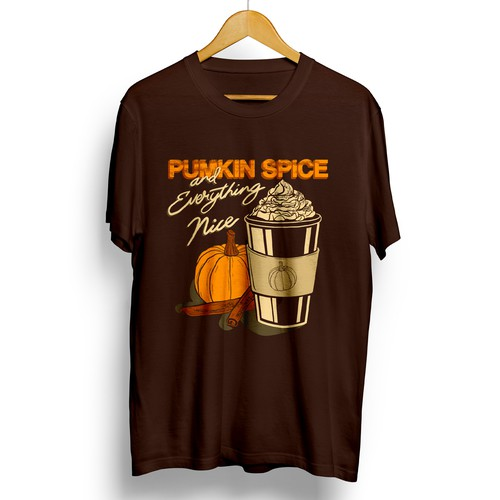 Pumkin spice and everything nice