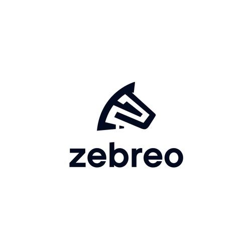 zebreo logo concept