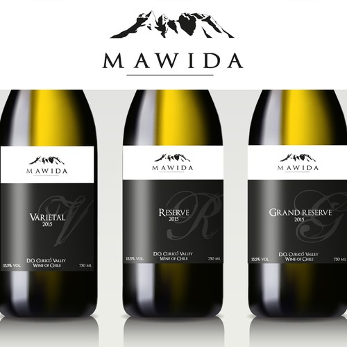 Help us to create a new brand for wine